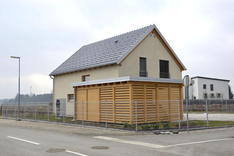 Lesene montažne hiše cenik