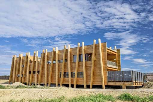 Masivne lesene hiše cenik