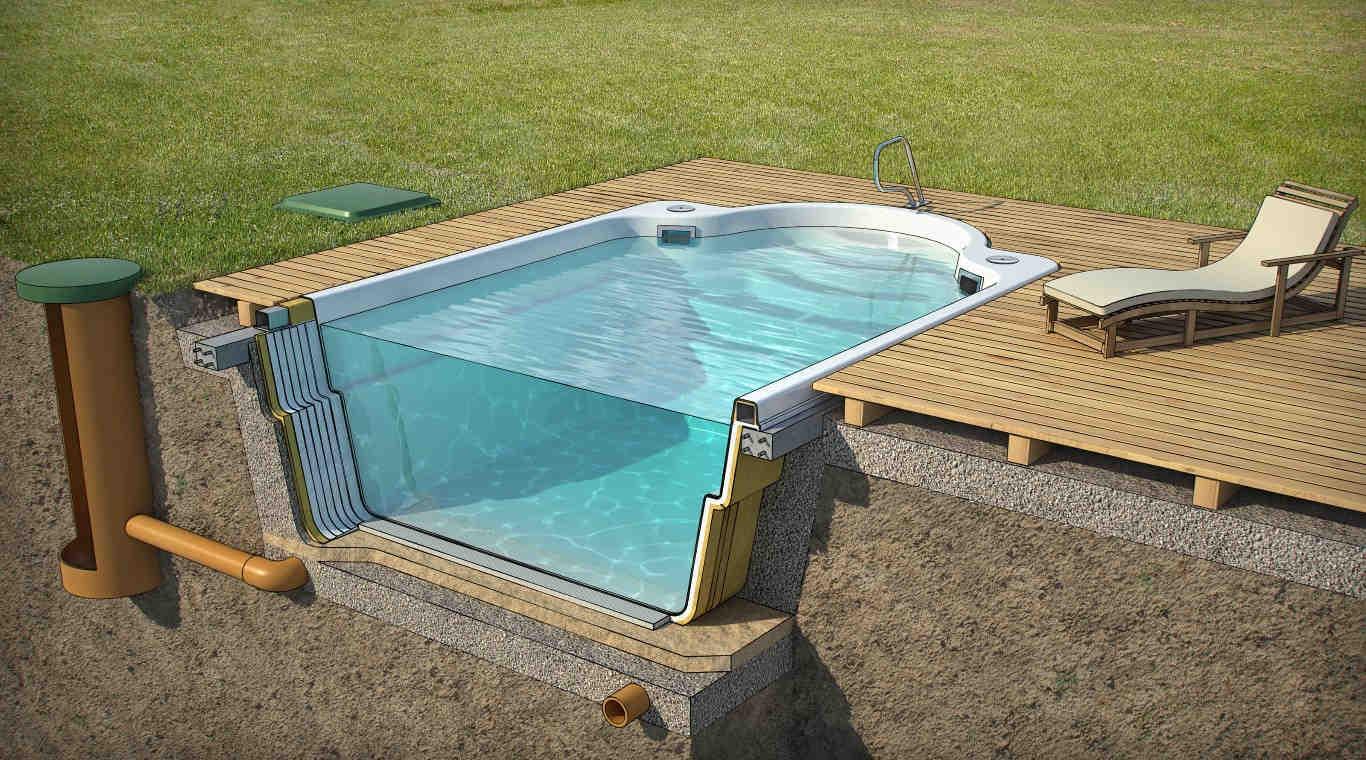 Prodaja bazenov