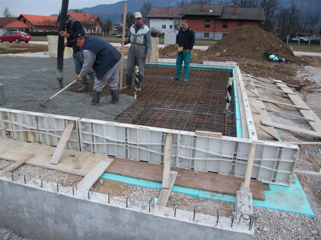 Hidroizolacija temeljev