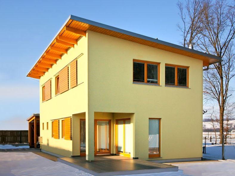 Izdelava lesene hiše