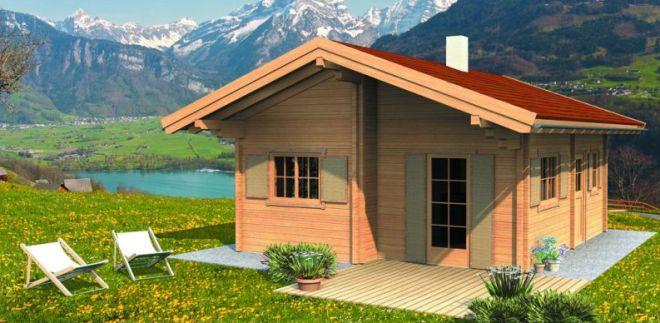 Cene montažnih hiš