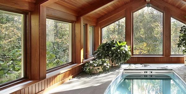 Izdelava tipskih lesenih oken