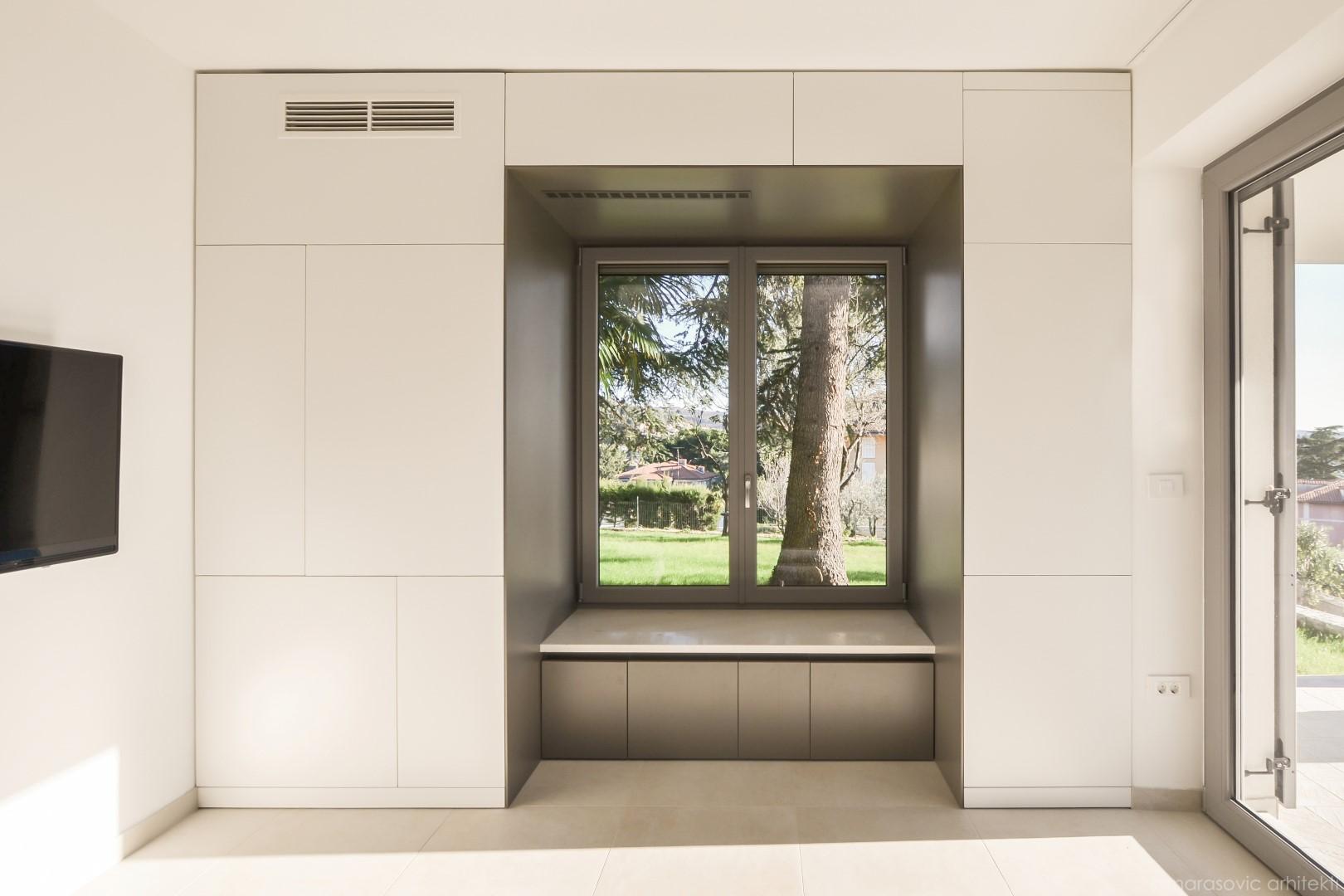 Vgradna omara za stanovanje