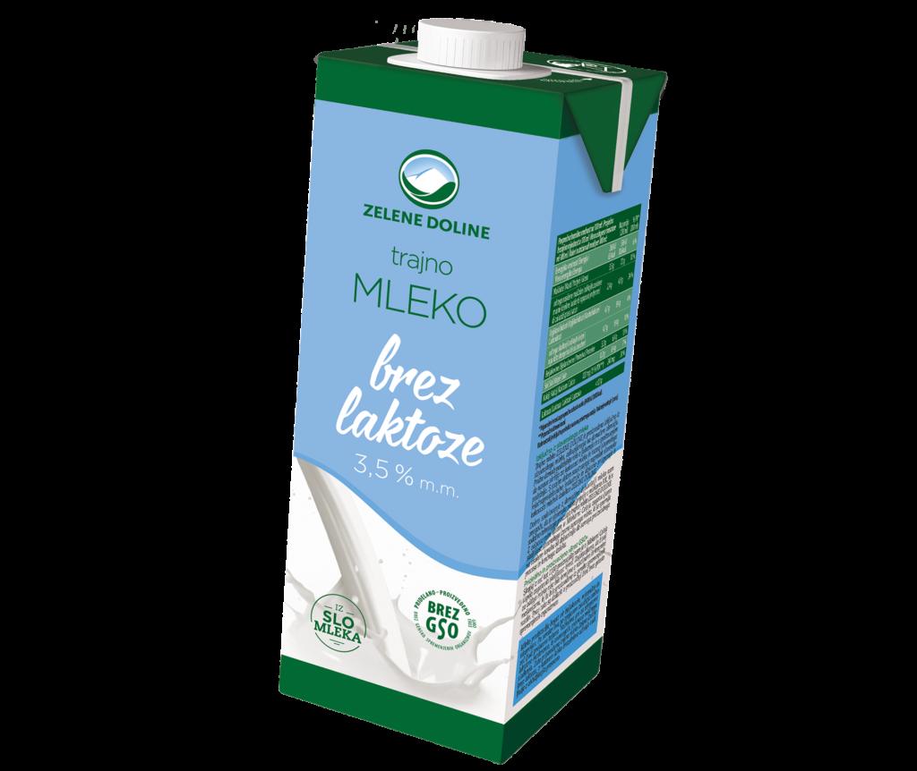 Mleko brez laktoze