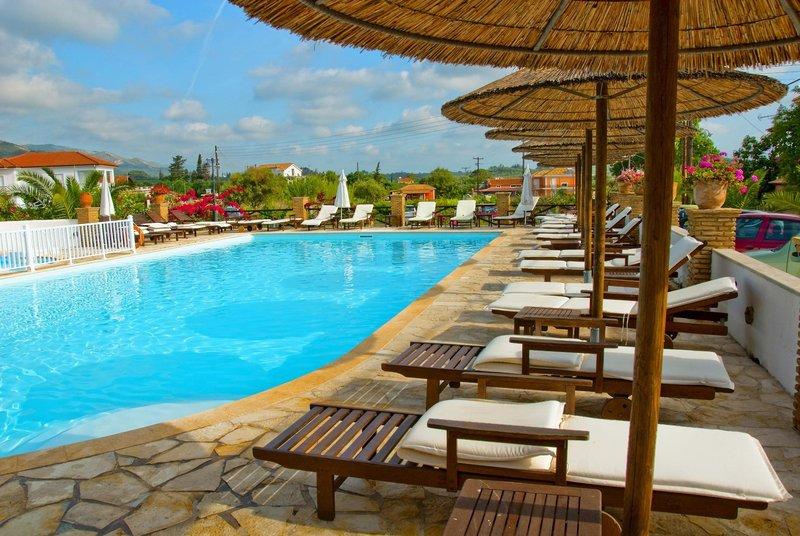 Preživite dopust v Grčiji