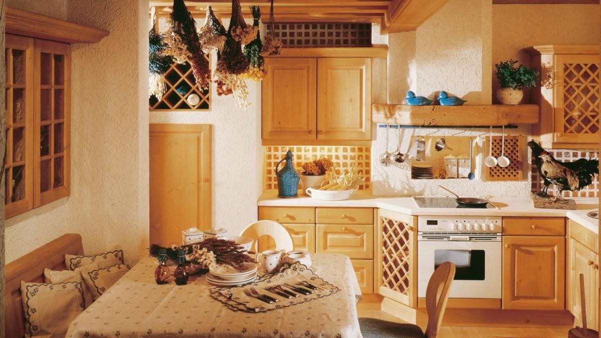 Kuhinje Dankuchen po elementih
