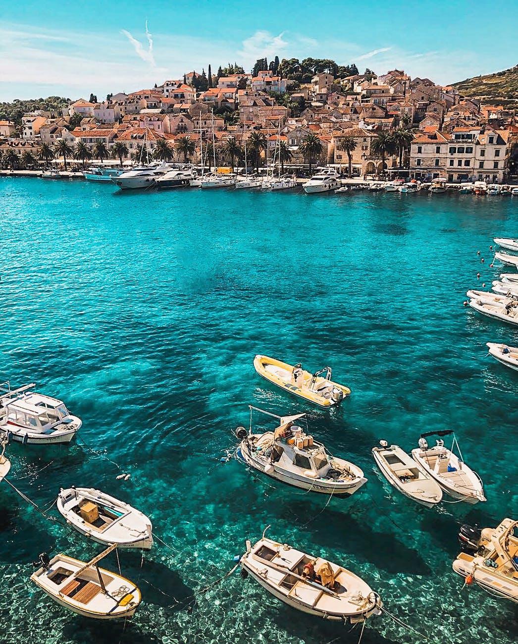 Hrvaška počitnice