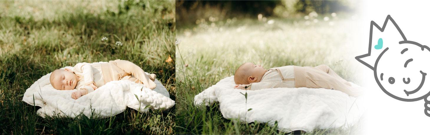 Oblačila za novorojenčke iz porodnišnice