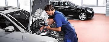Uradni servis za Mercedes vozila