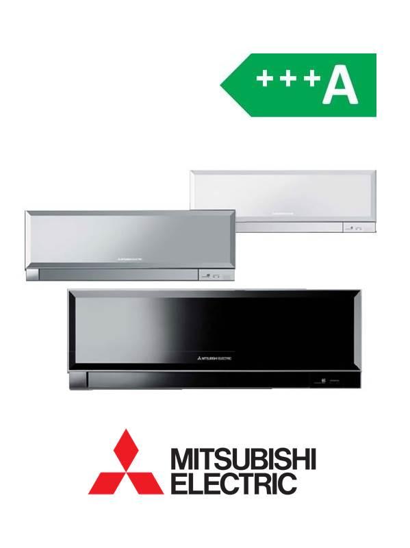 Klimatske naprave Mitsubishi z montažo