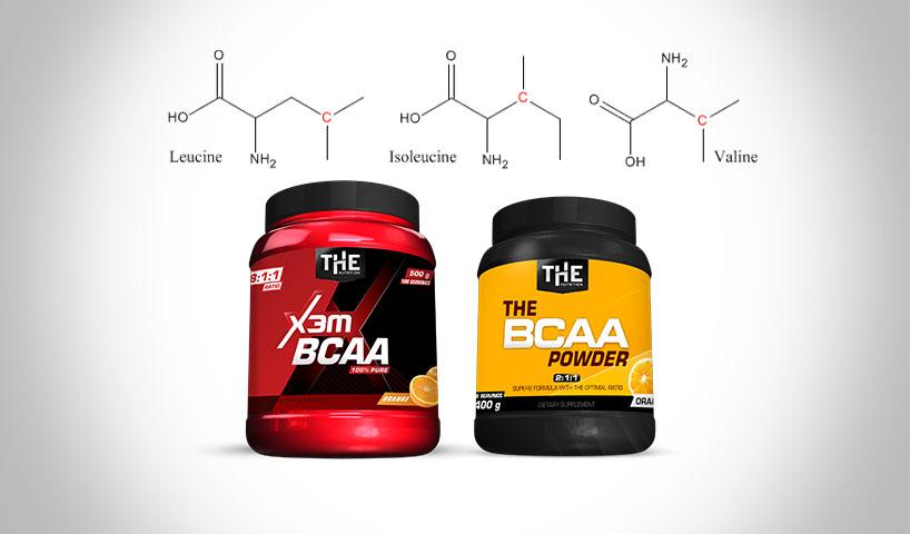 BCAA aminokisline