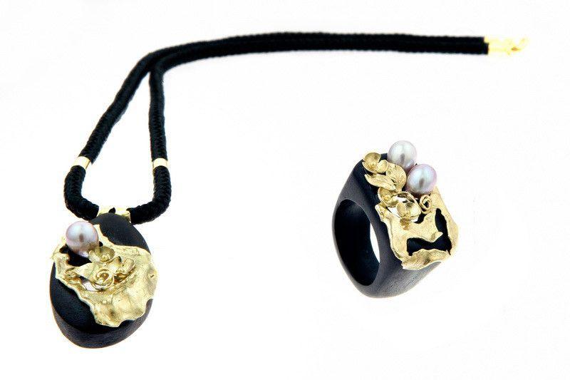 Modni zlati nakit
