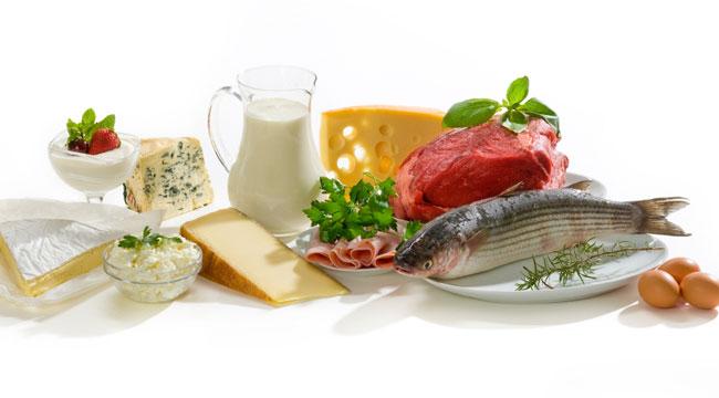 Aminokisline v prehrani