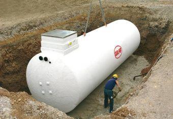 Cisterna za vodo 1000l
