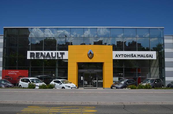 Avtohiša Celje Slovenija