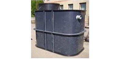 biološke čistilne naprave brez elektrike s pritrjeno biomaso
