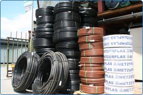 PVC cevi za kapljično namakanje
