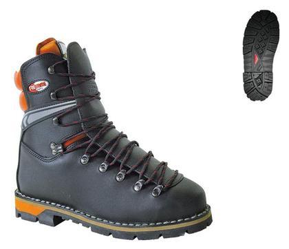 delovni čevlji s kapico