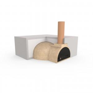 montaža dimnika za kamin