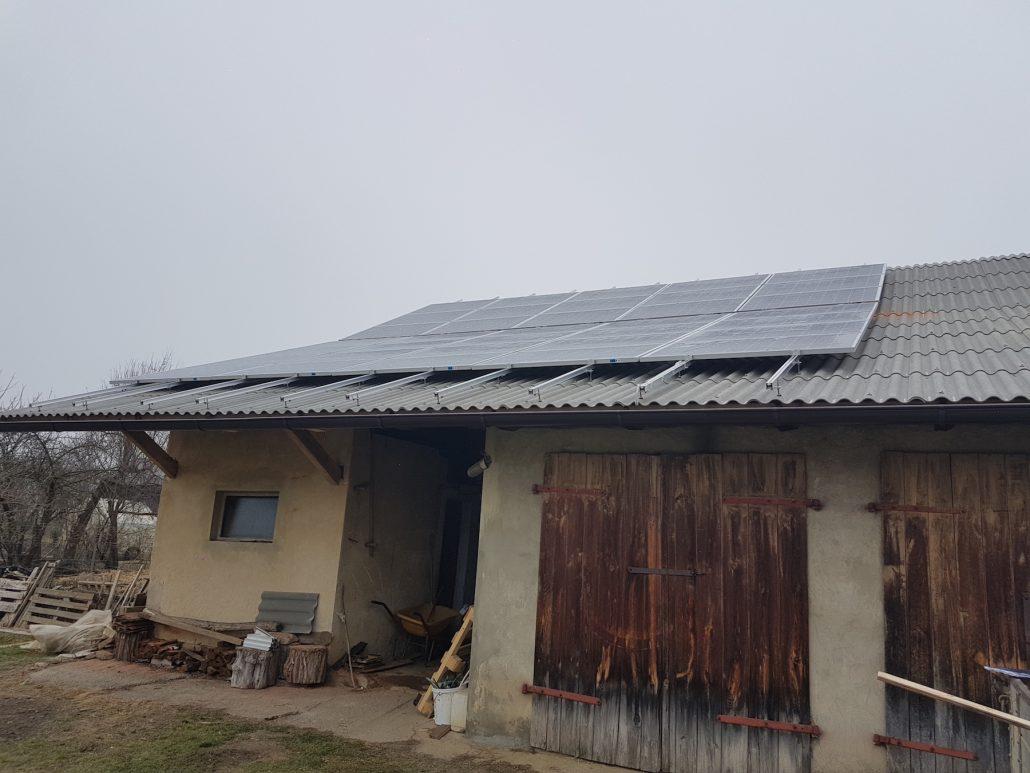 fotovoltaika za vikend v Sloveniji