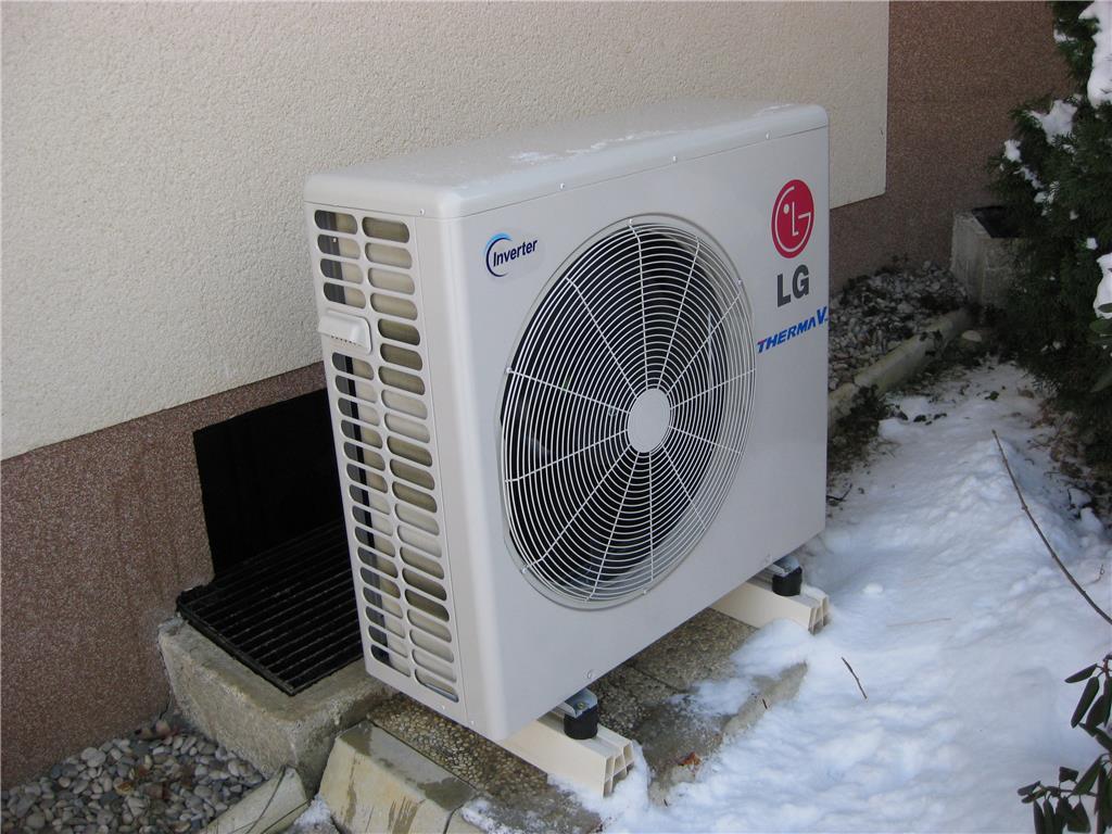 klimatske naprave z montažo