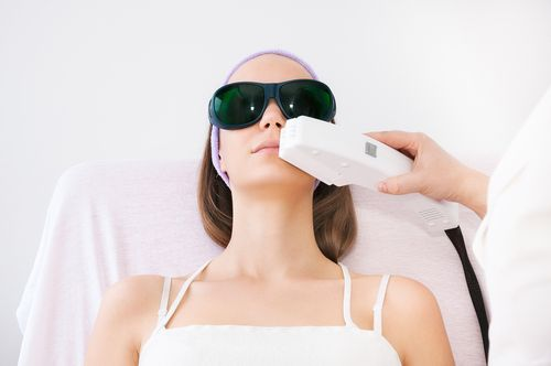 Trajno lasersko odstranjevanje dlak