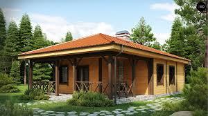 Lesena hiša cenik
