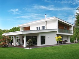 Majhne montažne hiše cene