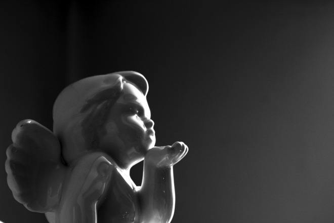 vedeževanje in meditacija z angeli