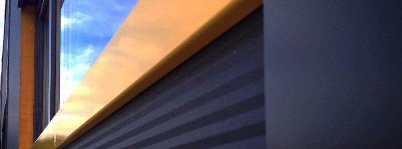 Stenski in fasadni panel