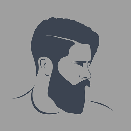 Modne moške frizure in brade