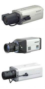 nadzorna kamera s snemalnikom