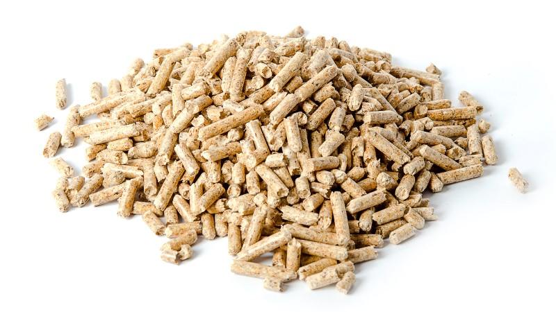 Ogrevanje na pelete in ostalo biomaso
