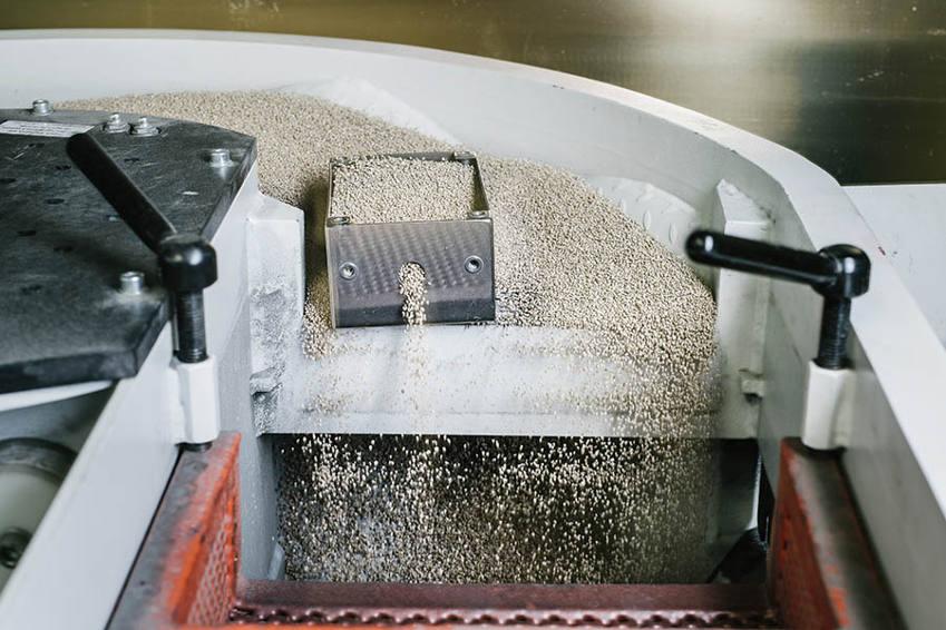 stroj za peskanje