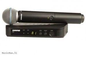 Pevski studiijski mikrofon Music Max