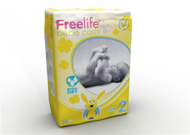 Pralne plenice za novorojenčke