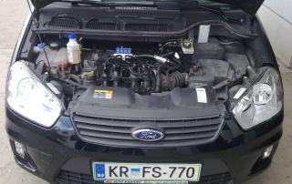 Poraba goriva avta