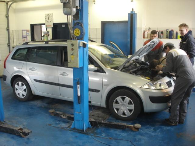 Predelava vozila in obraba ventilov