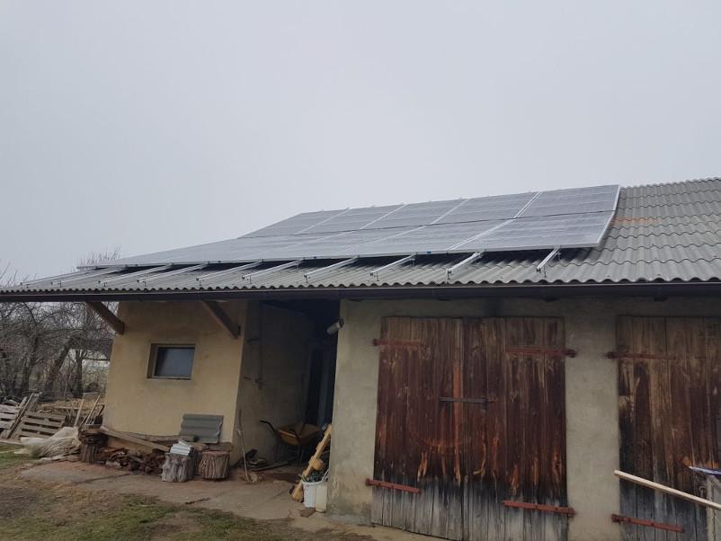 pridobivanje električne energije v sloveniji s sončno energijo