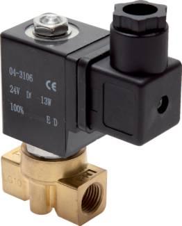 elektromagnetni ventil za plin