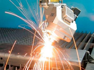 laserski razrez cevi