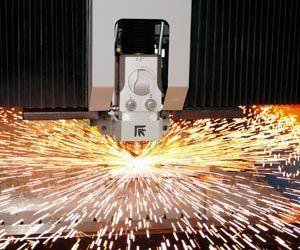Laserski rezalnik