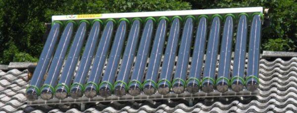Solarno ogrevanje vode s kolektorji