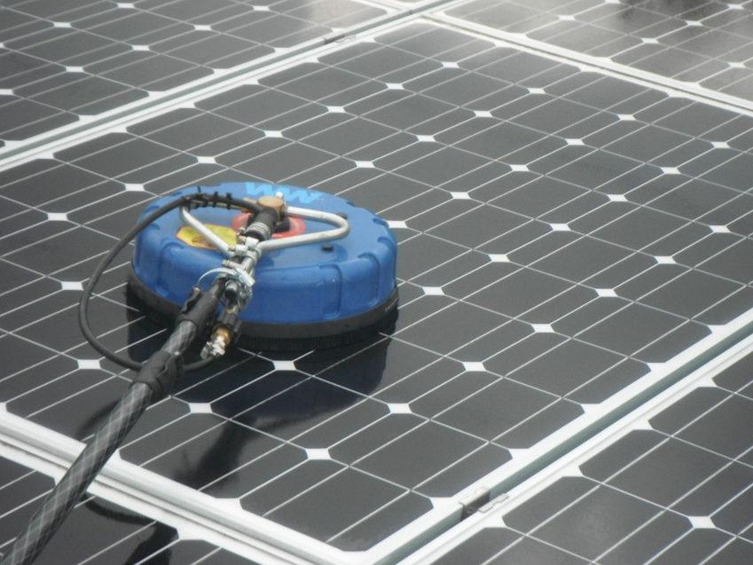 sončna elektrarna: opis za lastno rabo