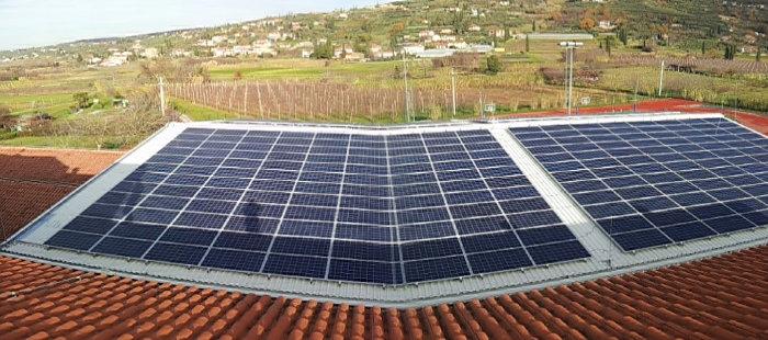 priključitev sončne elektrarne v Sloveniji