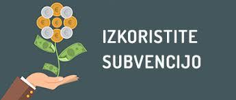 Subvencije za predelavo male čistilne naprave