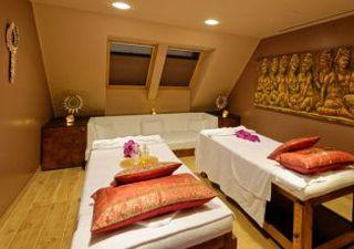 tajska masaža razvajanje v dvoje