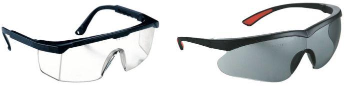 Zaščitna delovna očala