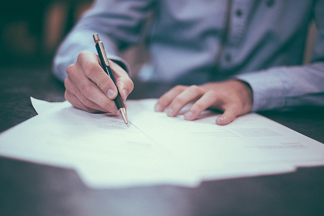 odpoved pogodbe o zaposlitvi